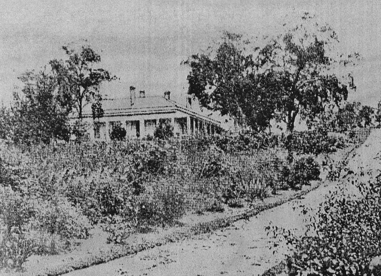Abbotsford house, Collingwood Library